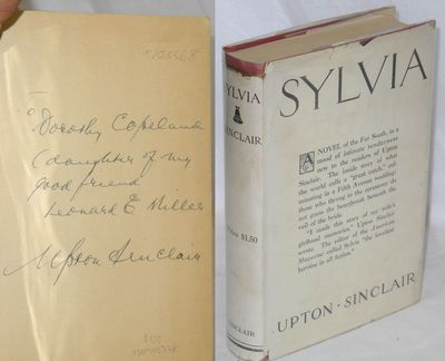 Long Beach, CA: Published by the Author, 1927. Hardcover. 413p., red cloth binding, inscribed