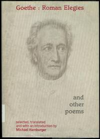 image of Goethe: Roman Elegies and Other Poems