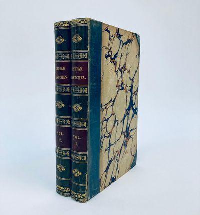 London: John Murray, 1835. First British Edition. Hardcover. Octavos, 2 volumes; VG; bound in 3/4 bl...