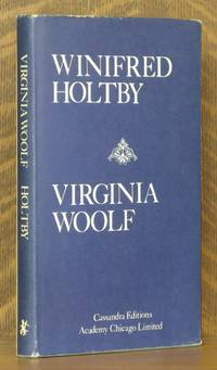 VIRGINIA WOOLF, A CRITICAL MEMOIR