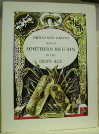 Ordnance Survey Map of Southern Britain in the Iron Age
