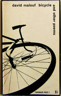 Bicycle and Other Poems by  David Malouf - Paperback - Signed First Edition - 1970 - from Derringer Books (SKU: 002307)