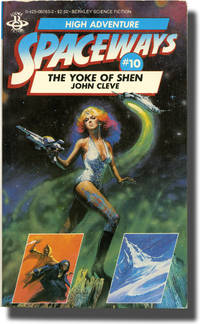 image of Spaceways: Volume 10 - The Yoke of Shen (First Edition)