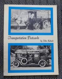 TRANSPORTATION POSTCARDS.  (POST CARDS.)