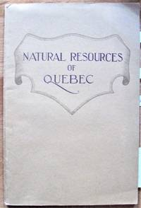 Natural Resources of Quebec