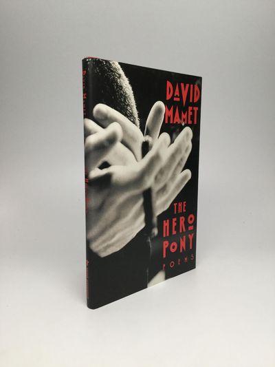 New York: Grove Weidenfeld, 1990. First Edition. Hardcover. Fine/Fine. The acclaimed dramatist's fir...