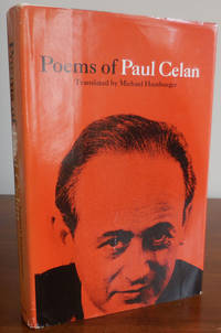 image of Poems of Paul Celan