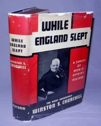 While England Slept