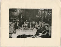 image of Original photograph of Alan Ladd and friends at Maxim's, 1952