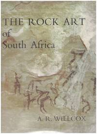 image of THE ROCK ART OF  SOUTH AFRICA,