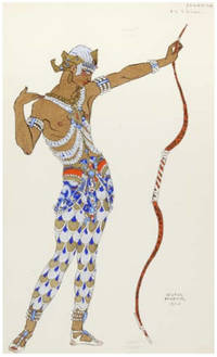 image of Vingt-cinq costumes pour le théatre. [Twenty-five costumes for the theatre] ; Préface par Edmond Jaloux
