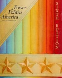Power and Politics in America