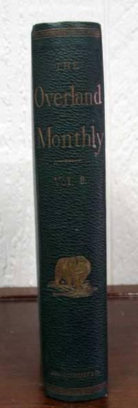 San Francisco: John H. Carmany & Company, 1872. 1st volume edition. Original publisher's pebbled gre...