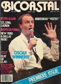 image of Bicoastal: vol. 1, #1: Premiere issue, Peter Allen, Brideshead Revisited