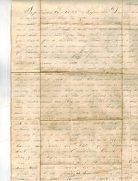 1855 and 1856 ALS from California to his brother  in Naperville, Illinois by  George to his brother Michael Moyer  Gold Rush ) Moyer - Signed - 1855 - from Dale Steffey Books (SKU: 007164)
