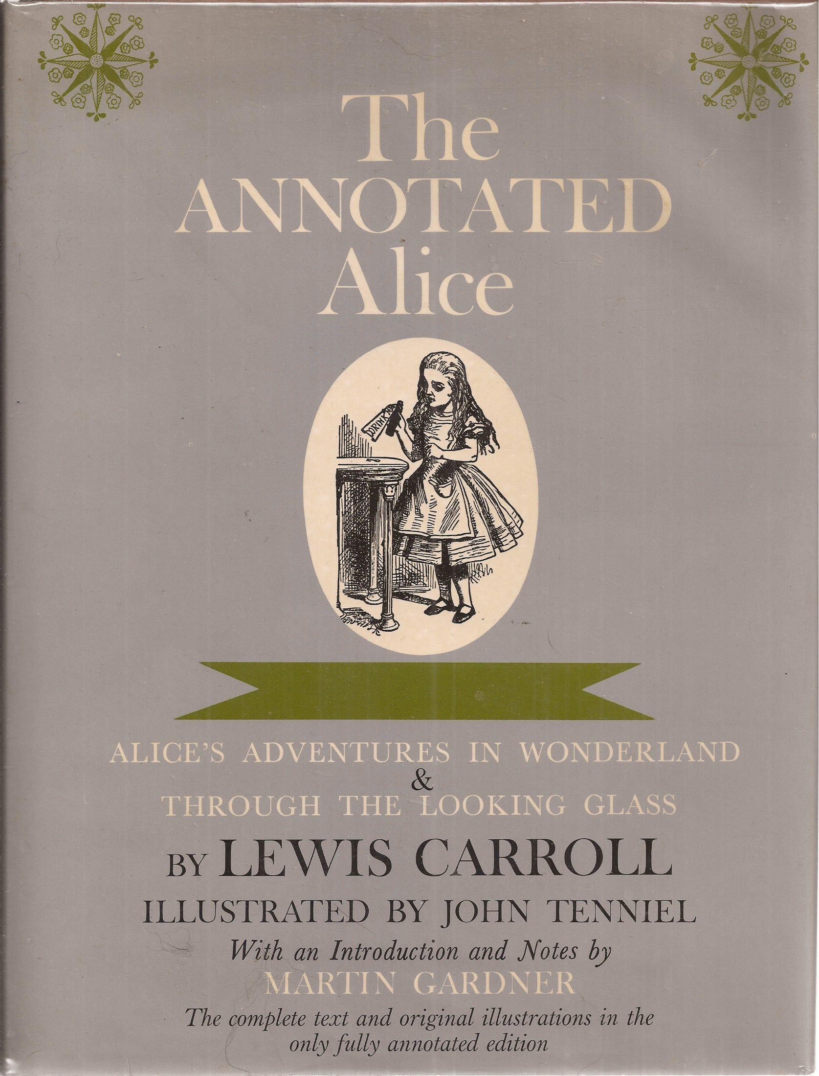 Alice in wonderland info-8028