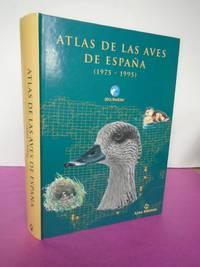 Atlas de las aves de España: (1975-1995)