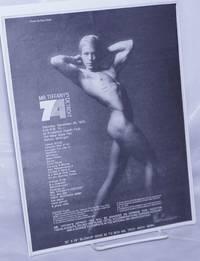 image of Mr. Tiffany's Detroit 74 [handbill]