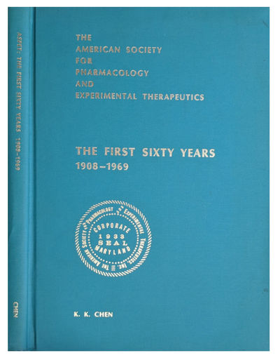Washington D.C.:: Judd & Detweiler, 1969., 1969. 8vo. viii, , 225, pp. 17 tables, graphs, portrait p...