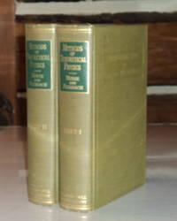 METHODS OF THEORETICAL PHYSICS. (2 Volumes).