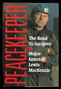 image of PEACEKEEPER:  THE ROAD TO SARAJEVO.