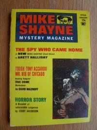 Mike Shayne Mystery Magazine January 1973 Vol. 32, No. 2