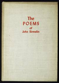 The Later Poems of John Birmelin [in The Pennsylvania German Folklore Society Vol. 16 1951]