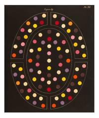De la Loi du Contraste simultane des Couleurs, et de l'Assortiment des Objets colores, considere d'apres cette Loi dans ses Rapports avec la Peinture, les Tapisseries des Gobelins, les Tapisseries de Beauvais pour Meubles, les Tapis, la Mosaique, les Vitraux colores, l'Impression des etoffes, l'Imprimerie, l'Enluminure, la Decoration des Edifices, l'Habillement et l'Horticulture