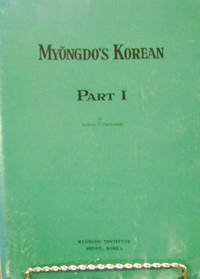 Myongdo's Korean Part I