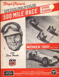 Floyd Clymer's Indianapolis 500 Mile Race Official Yearbook 1957, Including Monza '500' Mile Race