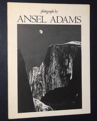 Photographs by Ansel Adams: April 24 - June 30, 1974