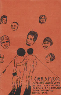 The Harambee Anthology of Poetry. Vol I, no 1 (Spring, 1975)