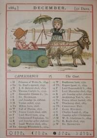 Almanack for 1884