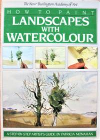 image of How to Paint Landscapes With Watercolour. a Step-By-Step Artist's Guide