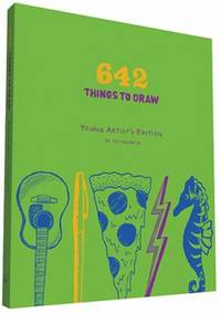 642 Things to Draw : Young Artist's Edition by 826 Valencia Writing Center Staff - Paperback - 2016 - from ThriftBooks and Biblio.co.uk