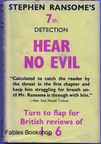 HEAR NO EVIL.