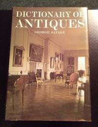 image of DICTIONARY OF ANTIQUES
