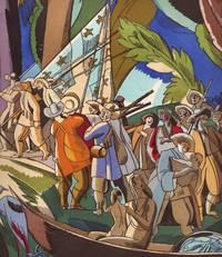 image of Voyages et Glorieuses Decouvertes des Grands Navigateurs et Explorateurs Francais