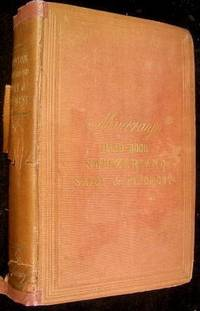 1846 Murray Handbook for Switzerland and the Alps of Savoy and Piedmont