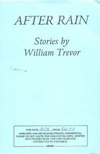After Rain by William Trevor - Paperback - 1996 - from Bookmarc's and Biblio.com