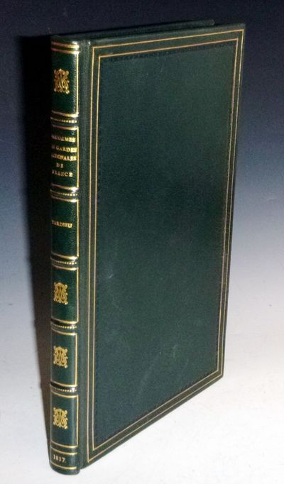 Paris: Ambrose Tardieu, 1817. First Edition. `. Quarto. 32 pages with 28 plates (including frontispi...