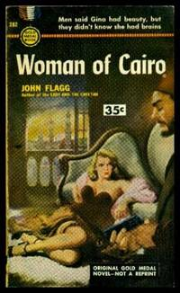WOMAN OF CAIRO - A Hart Muldoon Mystery