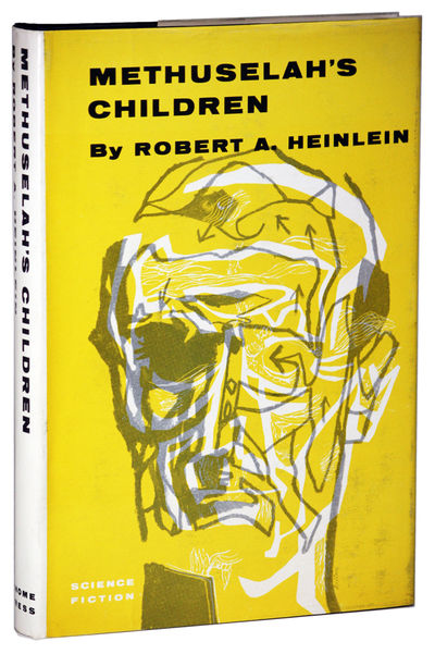 Hicksville, N.Y.: Gnome Press, 1958. Octavo, boards. First edition. First binding of black boards wi...