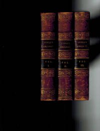 Principles of Geology: or, the Modern Changes of the Earth and Its Inhabitants , Considered as Illustrative of Geology. In Three Volumes. Sixth Edition