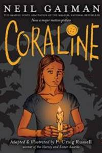 image of Coraline: The Graphic Novel