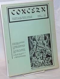 Concern: newsletter of the Southern California Council on Religion and the Homophile, # 2, September 1966