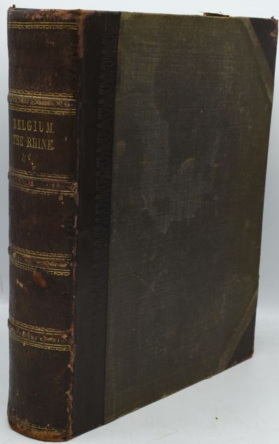 London: Peter Jackson, Late Fisher, Son, & Co.   The Caxton Press, 1850. Half Leather. Very Good bin...