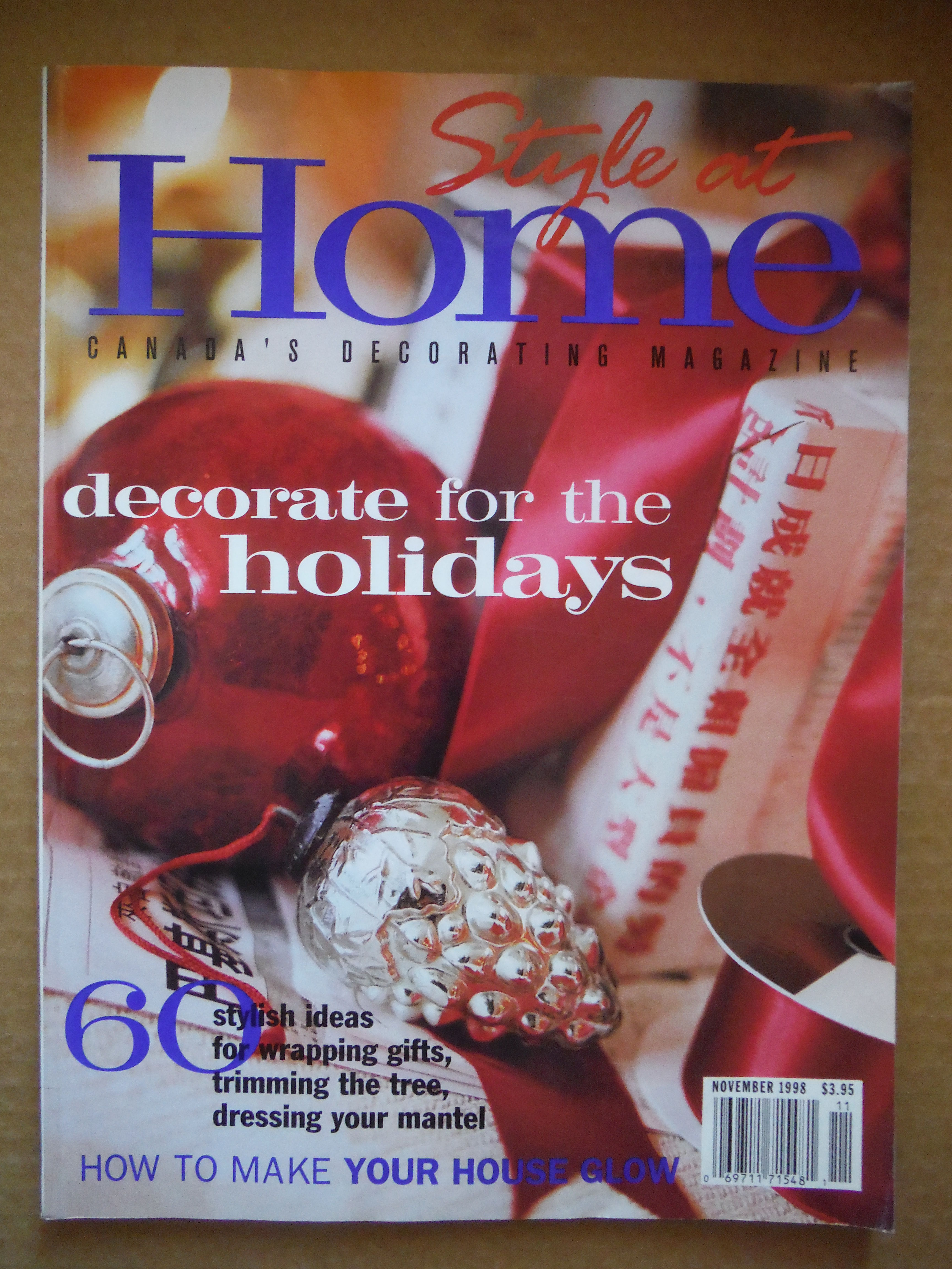 Style At Home Canada 39 S Decorating Magazine