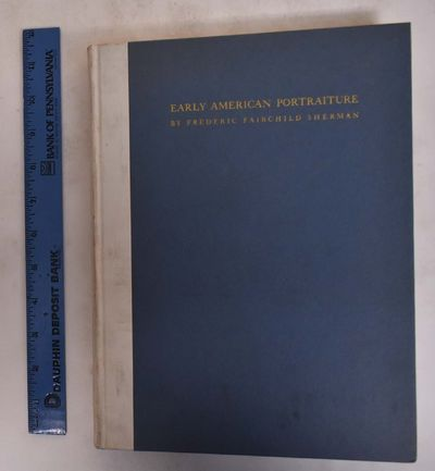NY: Privately Printed, 1930. 1/250 copies printed. Hardcover. VG+ a tight clean copy with a small am...