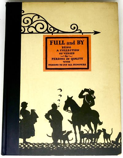 Garden City: Doubleday, Page & Company, 1925. Hardcover. Tan paper covered boards, cloth spine, pape...